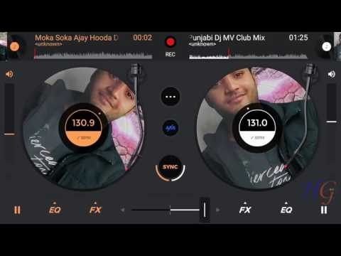 Android Phone Me DJ Song Non Stop Mixing Kaise Kare