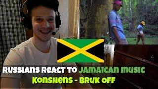 download lagu Russians React To Jamaican Music - Konshens - Bruk gratis