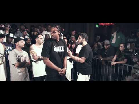KOTD - Rap Battle - Lexx Luthor vs Aktive