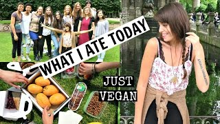 What I Ate Today + Paris Meet Up!