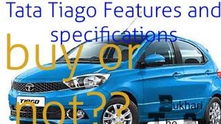 Tata Tiago specifications - tiago buy or not ??