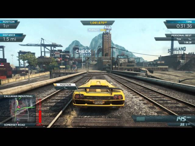 NFS Most Wanted 2012: All Heroes DLC Pack Cars ... - YouTube