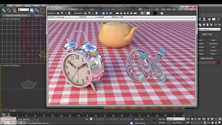 v-ray for 3ds max tutorial series 04 (01) material editor