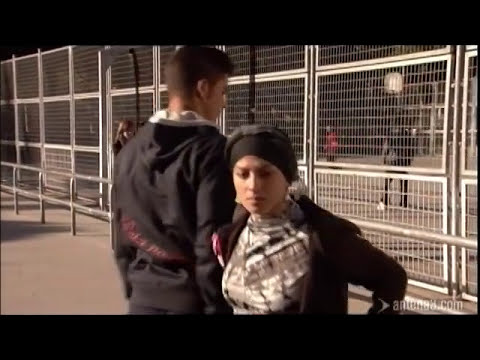 FoQ - Cabano y Andrea se besan