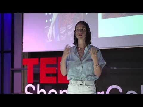 Buttons Up! | Sharon Ezra | TEDxShenkarCollege