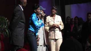 Fantasia Barrino feat. Diane Barrino 2009 Chicago Gospel Music Festival, June 7, 2009