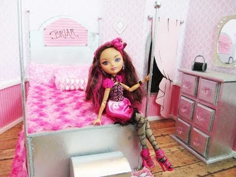Мебель своими руками для кукол эвер афтер