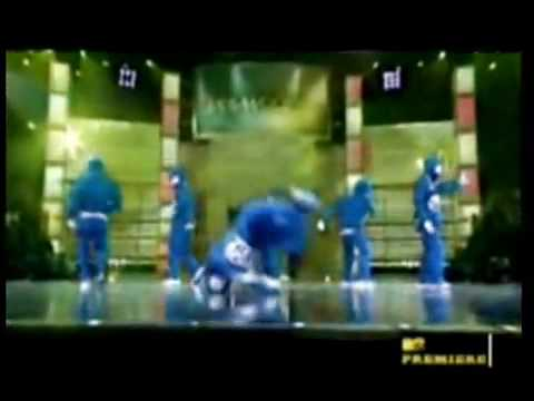 Jabbawockeez Blue Pill(hq) video