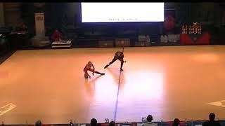 Anastasiia Tymchenko & Legor Alieninkov - World Cup Budapest 2017