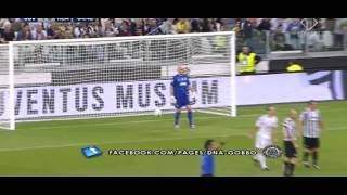Goal pazzesco di seedorf Real Madrid vs Juventus Legends 3-1 (Friendly 2014)