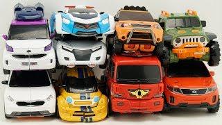 Tobot Robot Car Transformers Adventure vs Athlon Shield-on Truck mainan Transform Cars тобот Toys