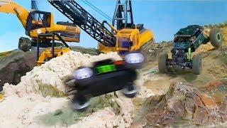 BRUDER Trucks for Children RC 4WD Buggy  MOTORSTORM in Jack City