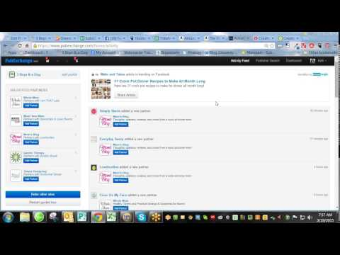 How to Find Trending Articles on PubExchange #LearntoBlog