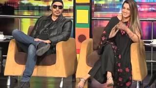 Rachel Khan reveals the qualities of life partner in Mazaq Raat   Dunya News