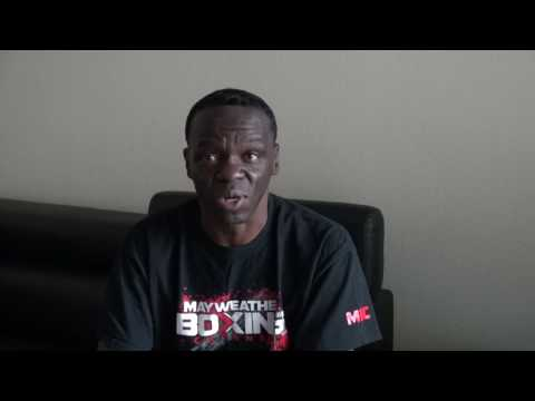 "Jeff Mayweather responds to Dana White's ""Fu&* Jeff Mayweather"" comments about McGregor fight"