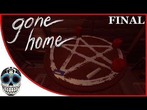 GONE HOME #3 | FINAL del juego!