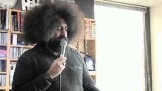 Reggie Watts: NPR Music Tiny Desk Concert