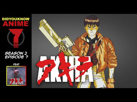 Akira - Did You Know Anime? Feat. Nguyen-anh Nguyen (the Akira Project) video