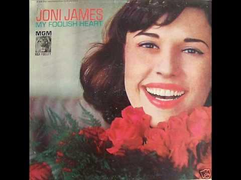 Joni James  -  Parlez-moi d'amour