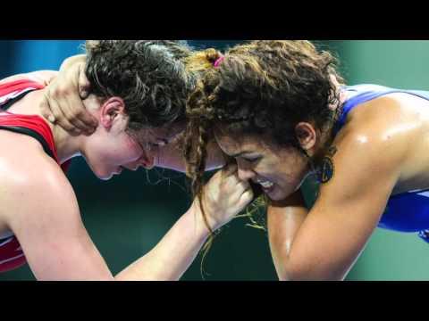 Aquece Rio - Luta Olímpica / Freestyle wrestling