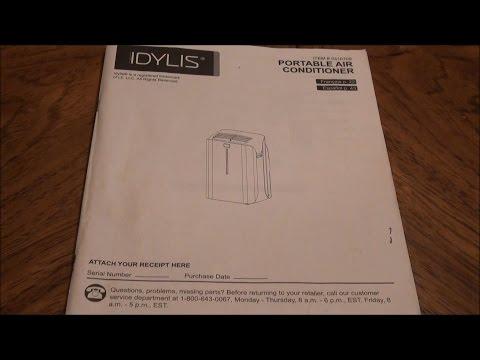 Lowe S Idylis 10 000 Btu Portable Air Conditioner