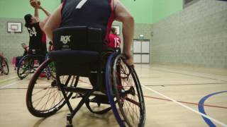 Co-op causes, Tees Valley Wheelchair Sports Club