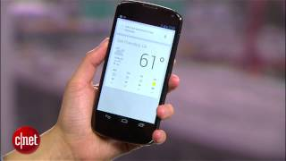 The LG Nexus 4 arrives, but with no LTE