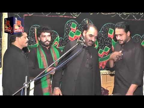 Qasida | Zakir Ghulam Abbas Sadfi | 30 Safar 2018 | Kunja Gujrat ( www.Gujratazadari.com )