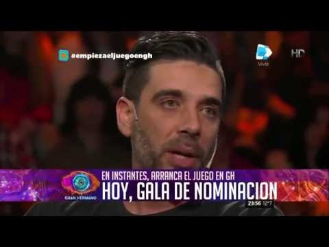 Jorge Rial dio los motivos de la expulsión de Lucas en Gran Hermano