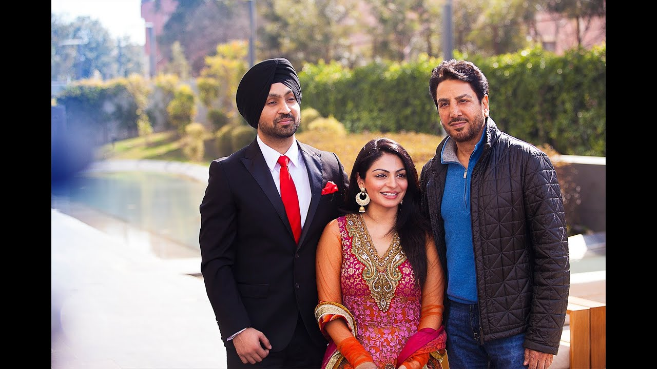 Gurdas Maan G With Diljit Dosanjh & Neeru Bajwa - YouTube