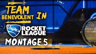 Team Benevolent | Rocket League Montage V