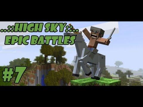 MineCraft - Эпичные Битвы - Часть 7