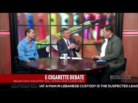 Roger Hedgecock Show - E-Cigarettes Debate ft. Craig Nabat of Freedom Quit Smoking