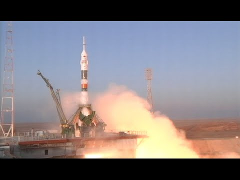 New Crew Launches to the Space Station