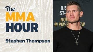 Stephen Thompson Thinks Israel Adesanya Will 'School' Anderson Silva at UFC 234