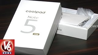 Coolpad Launches Its Latest Smart Phone Note 5 | Brand New | City Life