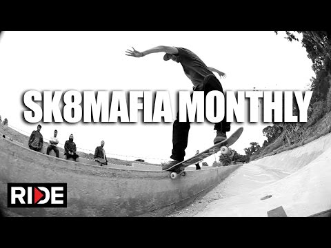 SK8MAFIA MONTHLY OCTOBER 2015