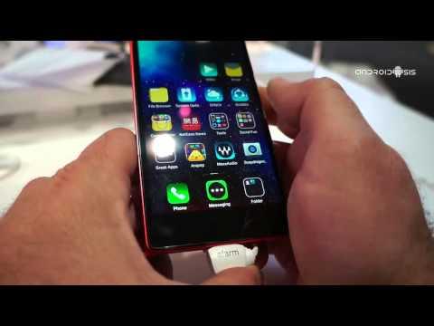 Lenovo Vibe Shot, el cámara Smartphone de Lenovo