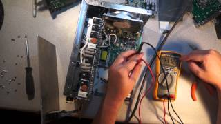 Giant 2V, 150A & 5V, 80A Power-Supply Teardown