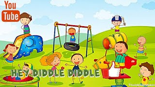 Hey Diddle Diddle! Kids Songs