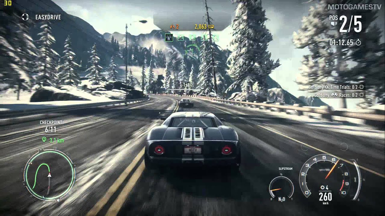 need for speed rivals pc ford gt gameplay youtube. Black Bedroom Furniture Sets. Home Design Ideas