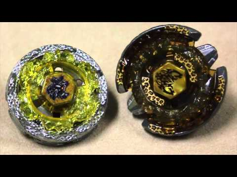 Epic Beyblade Battle: Death Quetzalcoatl 125rdf Vs. Beat Lynx Th170wd video
