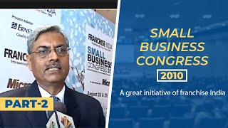Dinesh Rai at Small Business Congress
