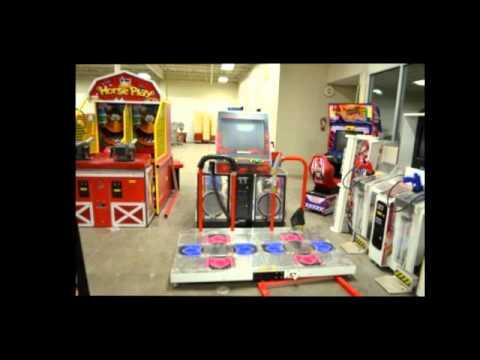 Manhattan Amusement Arcade Auction - PCI Auctions Midwest