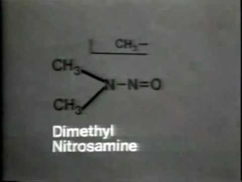 Dimethyl Nitrosamine Cancer Causing Solvent 1974