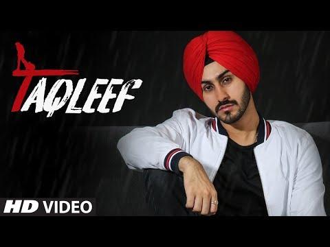 Taqleef: Rohanpreet Singh | Kirat Gill, Nirmaan | Goldboy | Latest Punjabi Songs 2018 thumbnail