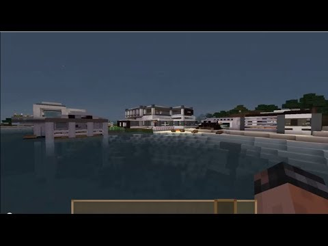 Minecraft 1.7.9 |1.7.5 |1.7.4 Casa moderna/Modern house + Descarga/Download