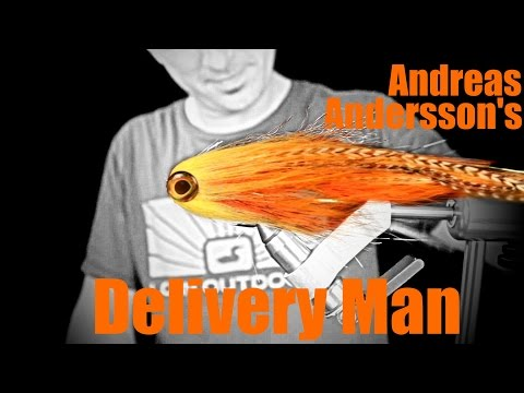 Fly Tying: Andreas Andersson's Delivery Man