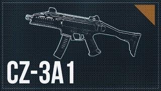 Battlefield 4: CZ-3A1 Waffen Guide - PDW mit der höchsten Feuerrate (Battlefield 4 Gameplay)