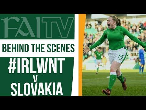 Ireland WNT 2-1 Slovakia WNT